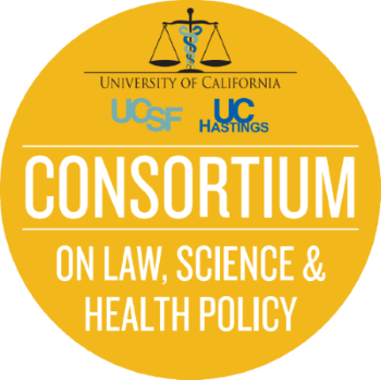 logo for  UCSF/UC Hastings Consortium on Law, Science and Health Policy