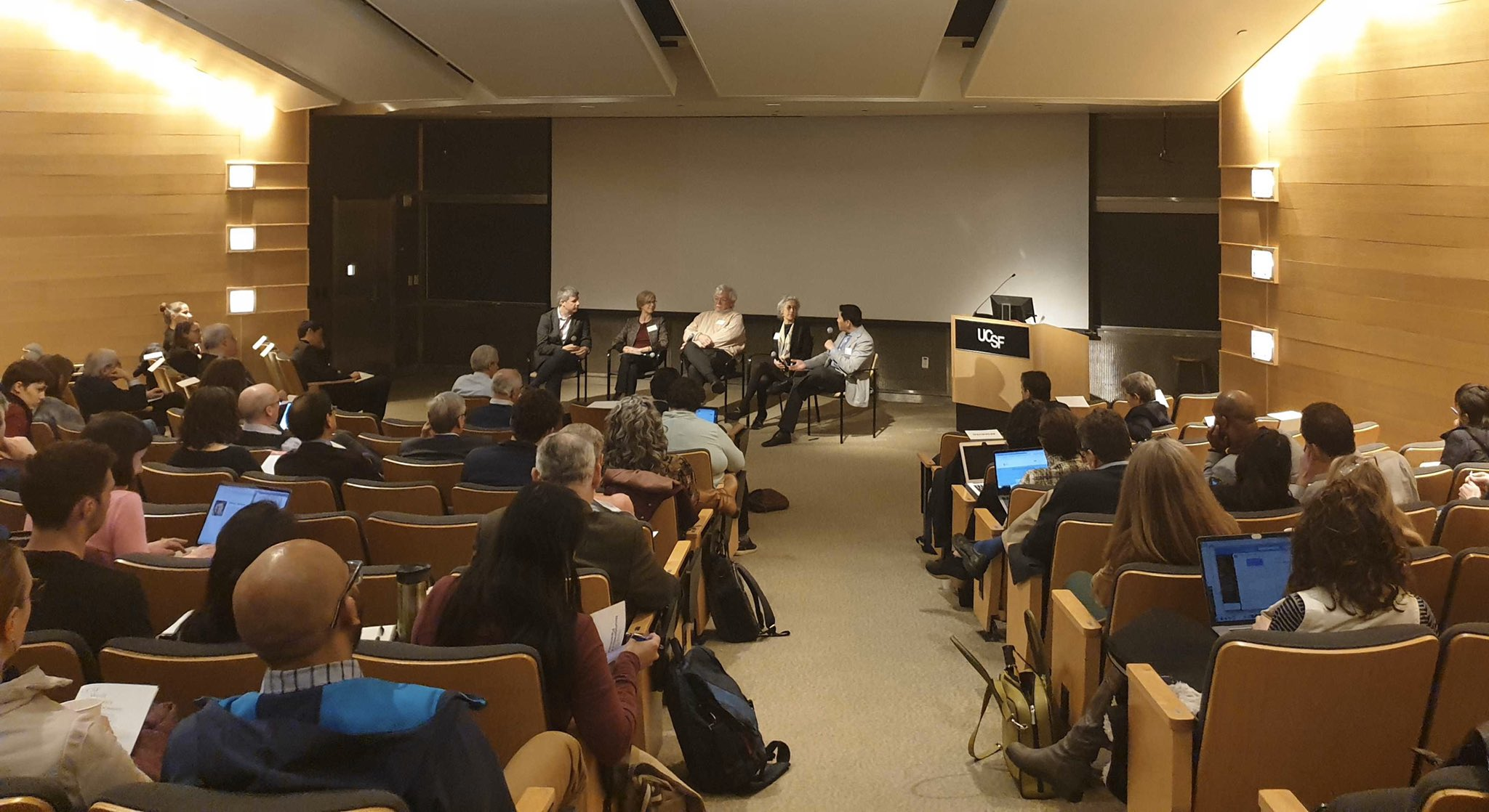 photo of UCSF Weill Neuroethics Symposium